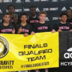 HCYP Elite (Metro): Zero Gravity Champs - 2016