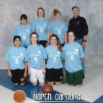 HCYP Basketball Recreation: Girls High School basketball champs 2006.