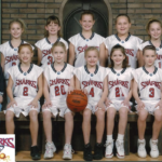 2007 HCYP Basketball 4th Grade Girls Arbutus Basketball Champs.