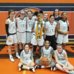 Girls Varsity Middle School Champs 2019: Bonnie Branch Middle School