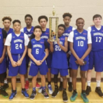 Boys Varsity Middle School Champs 2019: Thomas Viaduct Middle School